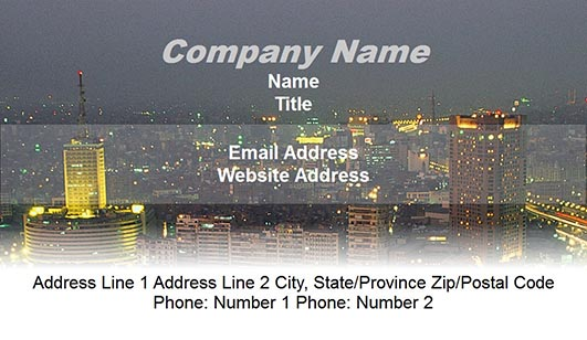 Geographic business card templates - JuicyBC Blog
