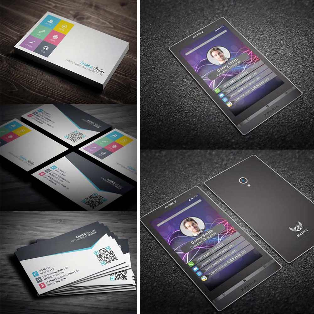Business cards ideas designs