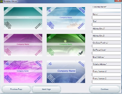 Business card software juicy bc design software join free now visiting card design software colourmoves