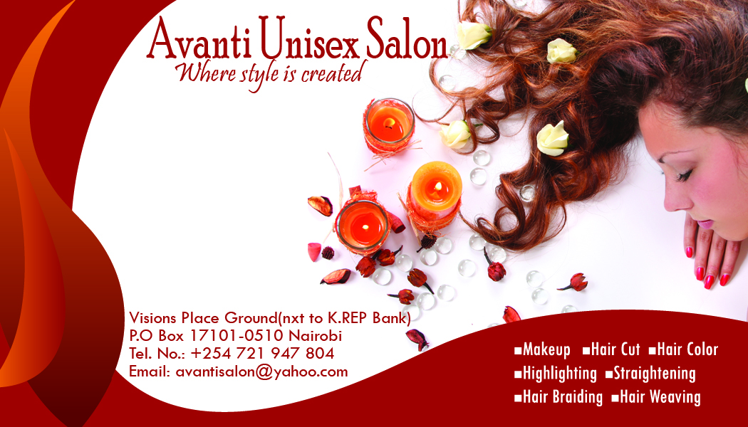 Salon business cards: quick tips and unusual ideas – JuicyBC Blog